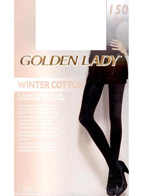 Колготки Golden Lady Winter Cotton 150