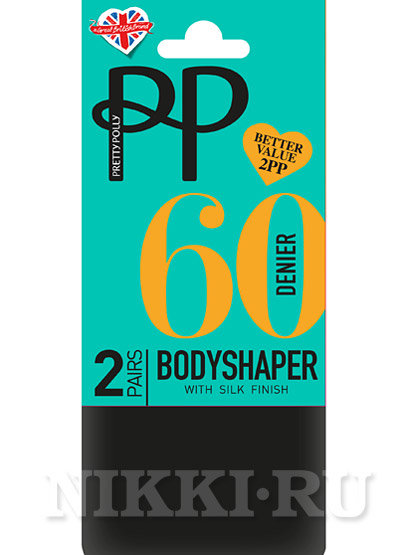 Колготки Pretty Polly Bodyshaper (2 пары, ESH5)