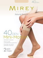 Гольфы Mirey Mini-Motion 40 (гольфы, 2 пары)