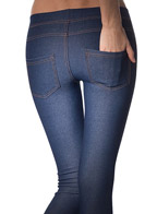 Леггинсы Intreccio by Charmante Leggins Jeans