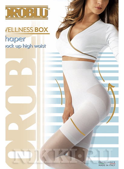 Колготки Oroblu Shaper Shock Up High Waist 40
