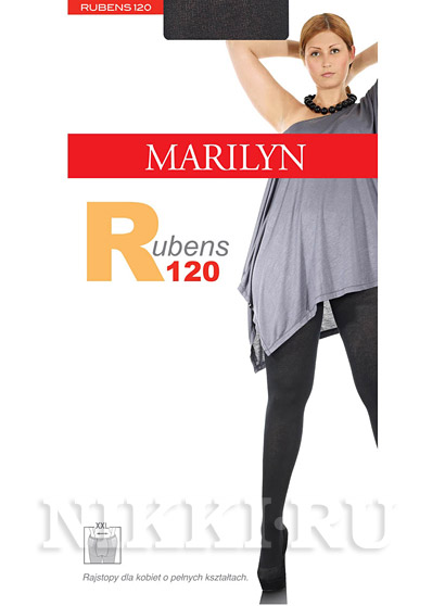 Колготки Marilyn Rubens Cotton 120