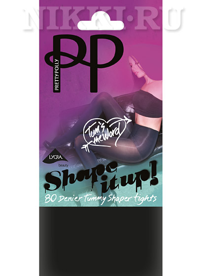 Колготки Pretty Polly Tummy Shaper 80 (ARN3)