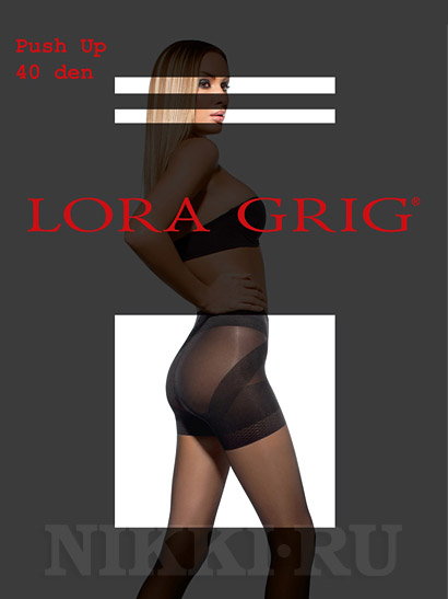 Колготки Lora Grig Push Up 40
