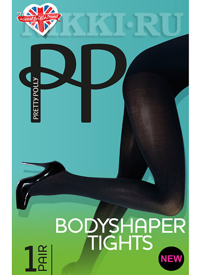 Колготки Pretty Polly Square Diamond Body Shaper (ATH7)