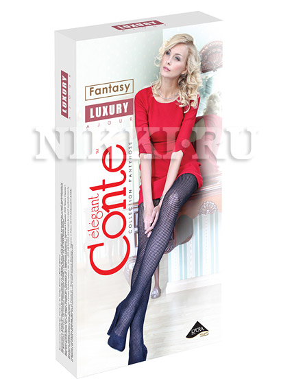 Колготки Conte Ajour Luxury