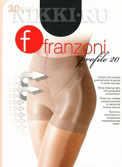 Колготки Franzoni Profile XL 20