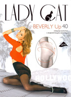 Колготки Lady Cat Beverly Up 40
