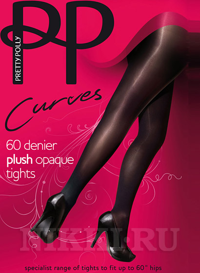 Колготки Pretty Polly Curves Plush 60