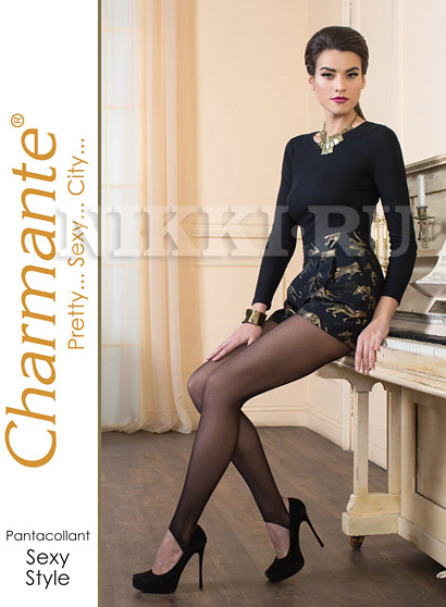 Лосины Charmante Sexy Style Pantacollant