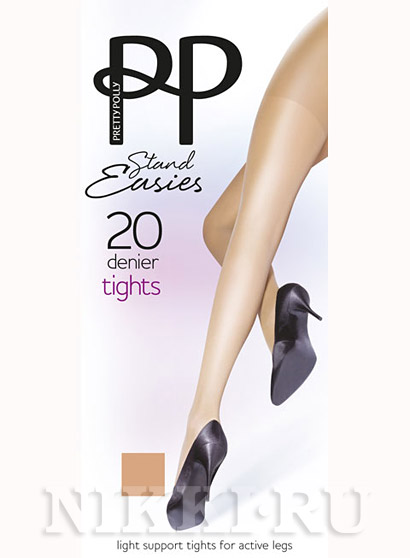 Колготки Pretty Polly Stand Easies Light Support Tights