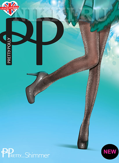Колготки Pretty Polly Shimmer (ASW9)
