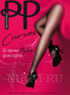Колготки Pretty Polly Curves Gloss 10