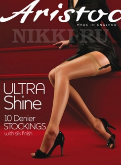 Чулки Aristoc Ultra Shine Stockings 10