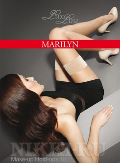 Чулки Marilyn Exclusive Make-Up 10
