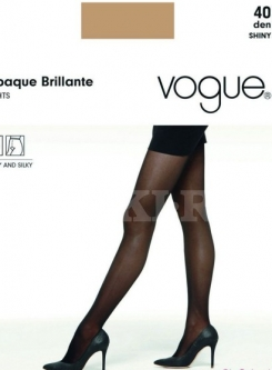 Колготки Vogue Opaque Brillante 40 3D