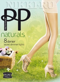 Колготки Pretty Polly Naturals Secret Slimmer 8