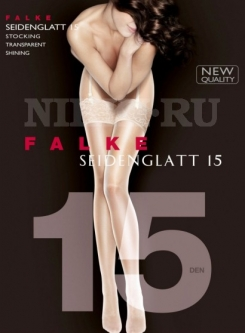 Чулки Falke Seidenglatt 15 Stocking (art. 41519)