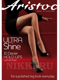 Чулки Aristoc Ultra Shine Hold Ups 10