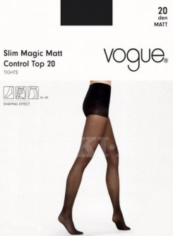 Колготки Vogue Slim Magic Matt Control Top 20